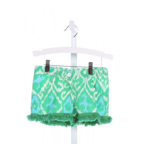 MASALA KIDS  MULTI-COLOR   PRINTED DESIGN SHORTS
