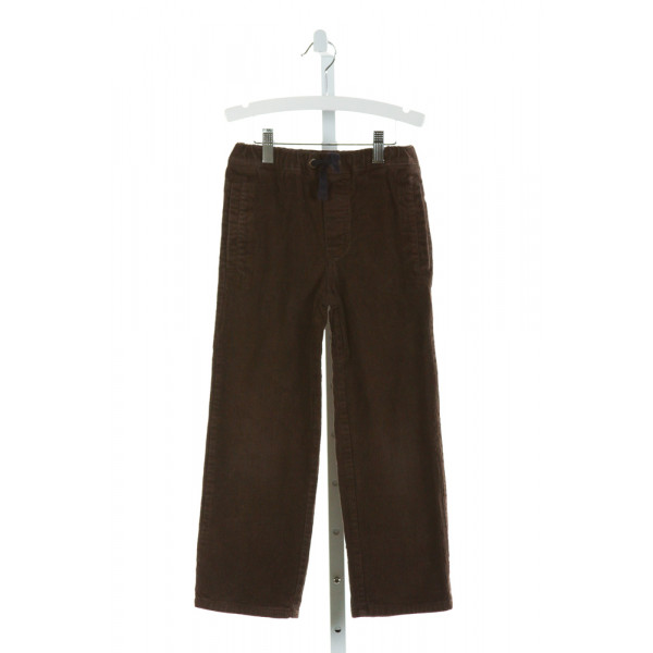 MINI BODEN  BROWN CORDUROY   PANTS
