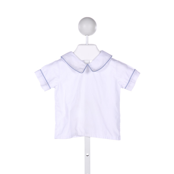 TESS TOO BY LOLLYPOP KIDS  WHITE    CLOTH SS SHIRT