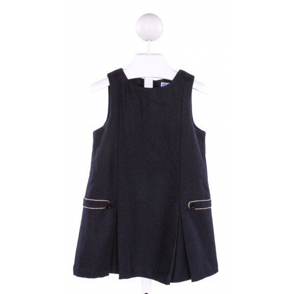 JACADI  NAVY WOOL   DRESS