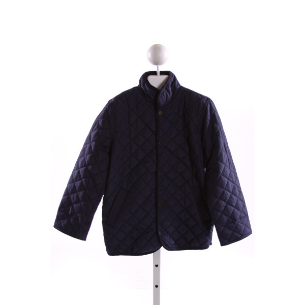 E-LAND  NAVY    DRESSY OUTERWEAR