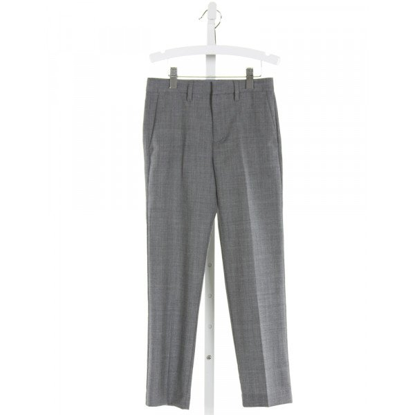 CREWCUTS FACTORY  GRAY    PANTS