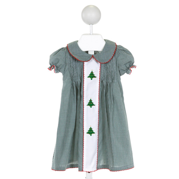 SWEET DREAMS  GREEN    DRESS