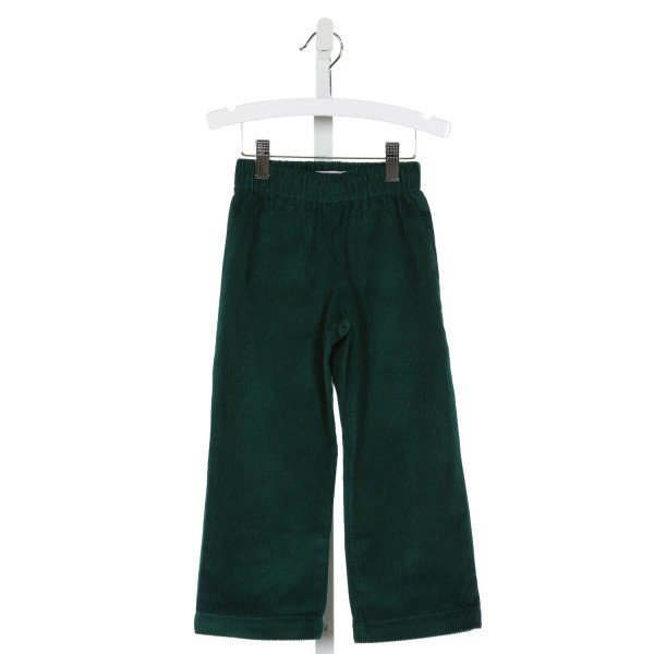 CPC  GREEN CORDUROY   PANTS