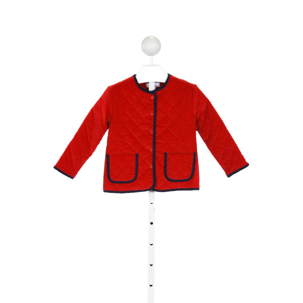 CPC  RED    OUTERWEAR
