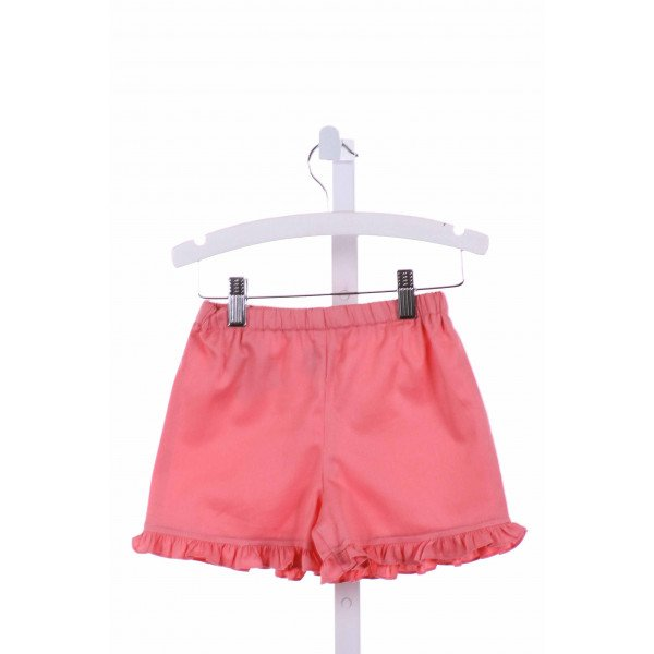 KATE & LIBBY  PINK    SHORTS WITH RUFFLE