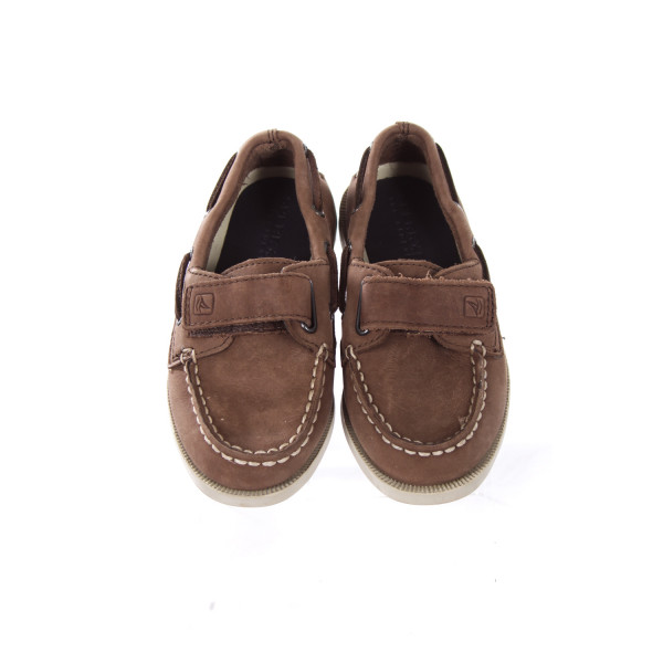 SPERRY BROWN SHOES TODDLER SIZE 9.5