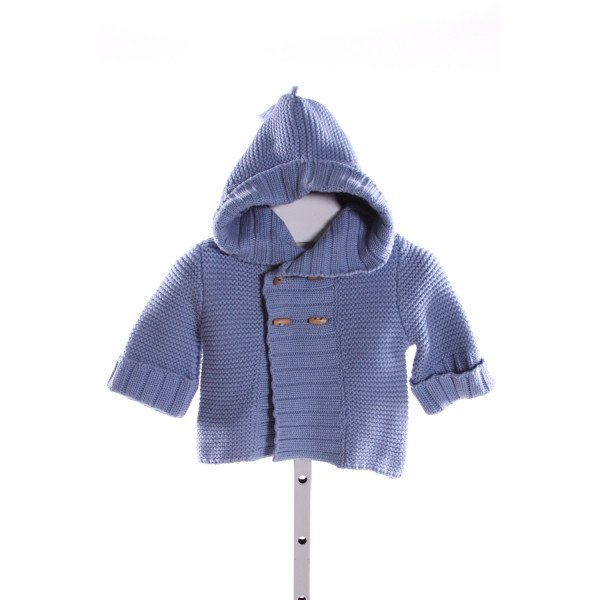 JACADI  BLUE    SWEATER