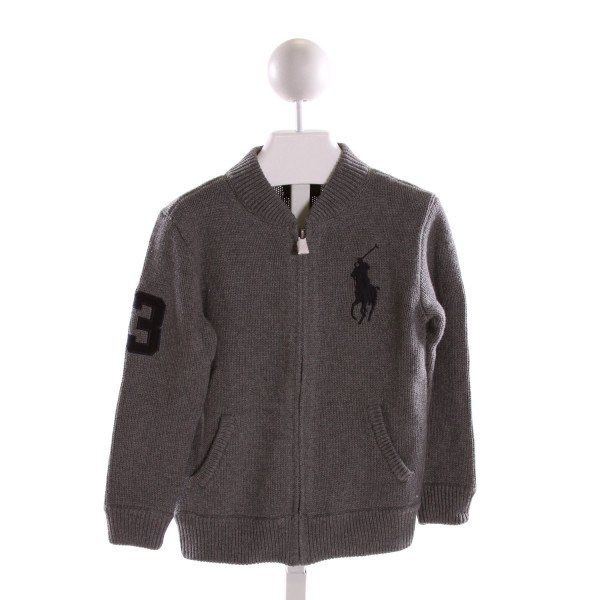 POLO BY RALPH LAUREN  GRAY    OUTERWEAR
