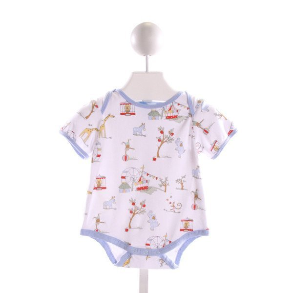 ALBETTA  MULTI-COLOR   PRINTED DESIGN LAYETTE