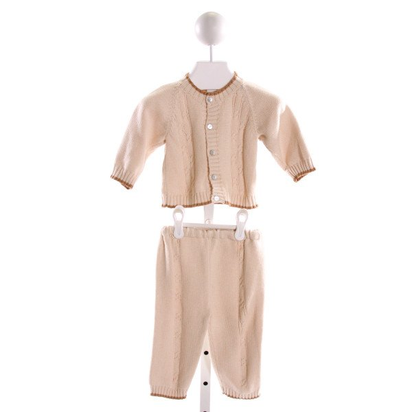 HUG ME FIRST  BROWN    2-PIECE OUTFIT
