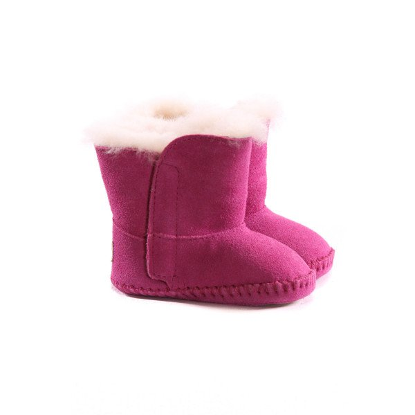 UGG HOT PINK BOOTIES *SIZE 2-3, NWT