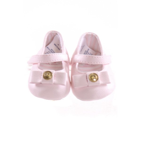 JANIE AND JACK LIGHT PINK SHOES *SIZE 0, EUC