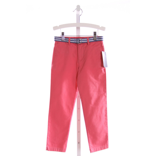 POLO BY RALPH LAUREN  PINK    PANTS