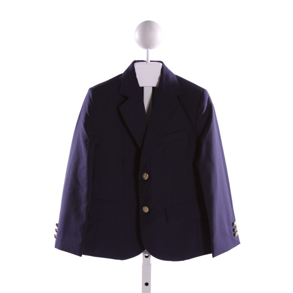 JANIE AND JACK  NAVY    BLAZER