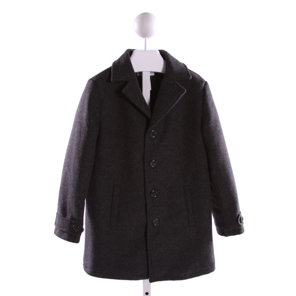 JANIE AND JACK  GRAY    DRESSY OUTERWEAR