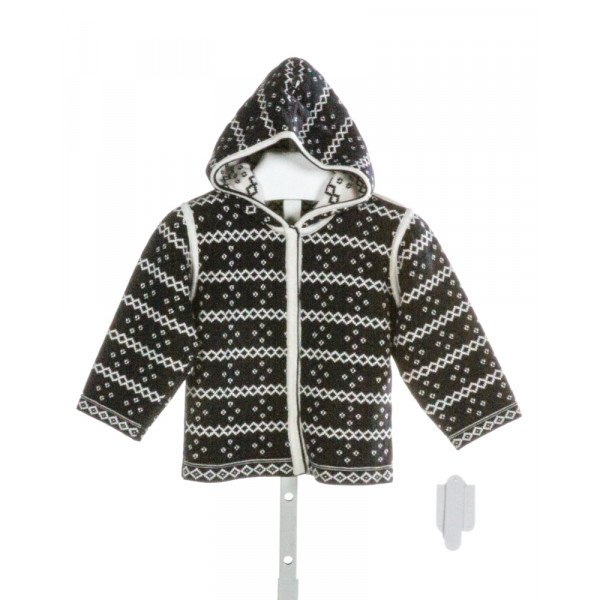 KISSY KISSY  NAVY   PRINTED DESIGN OUTERWEAR