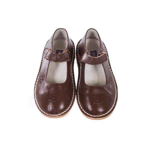 LAMOUR BROWN SHOES TODDLER SIZE 11