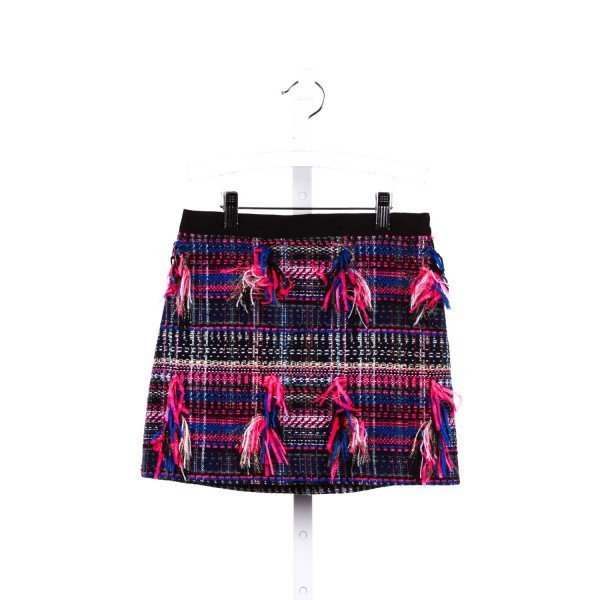 MILLY  MULTI-COLOR  PRINT  SKIRT