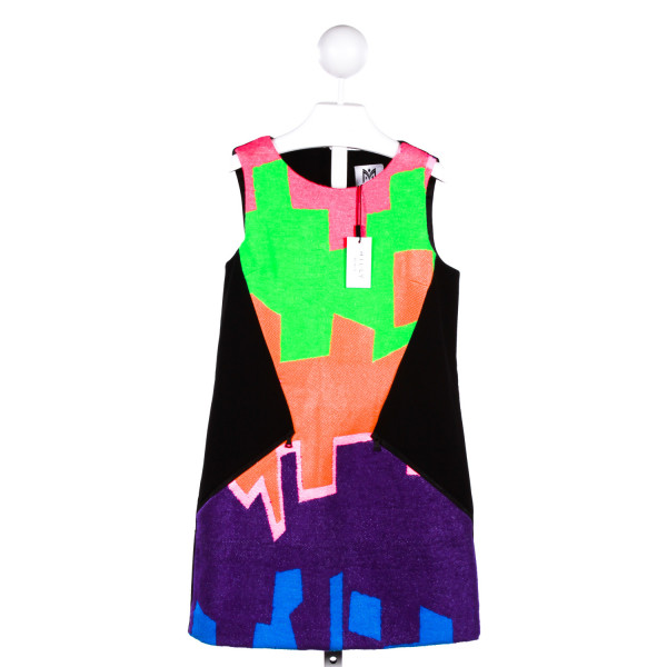 MILLY  MULTI-COLOR  PRINT  PARTY DRESS