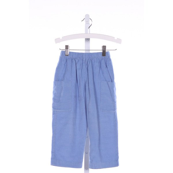 COTTON BLU  LT BLUE CORDUROY   PANTS