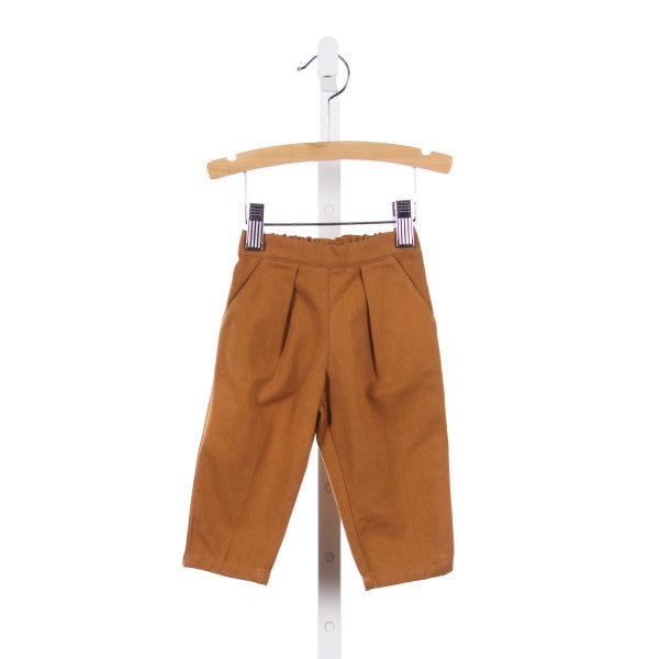 WALLABY CHESTNUT BROWN PANTS