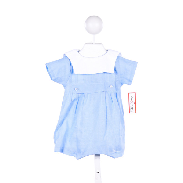 JACK & TEDDY  BLUE LINEN   BUBBLE