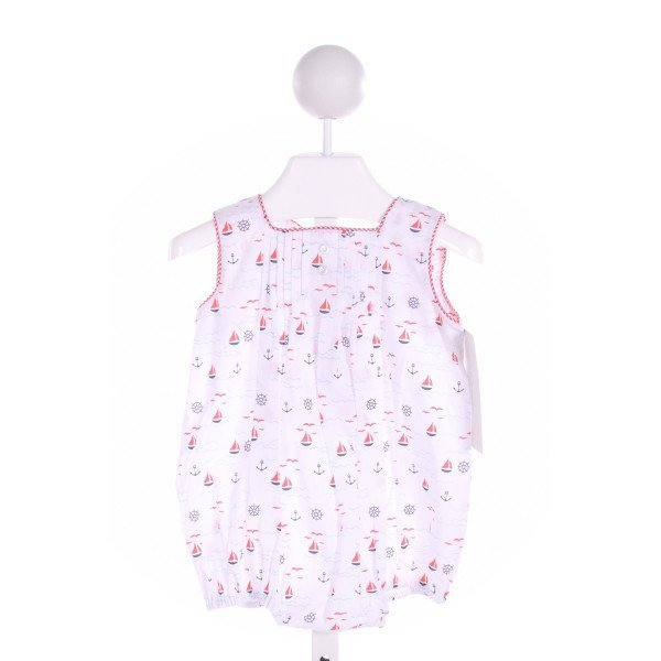 LULLABY SET  MULTI-COLOR   PRINTED DESIGN BUBBLE