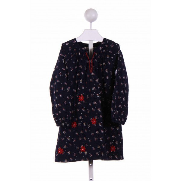 CUPCAKES & PASTRIES  NAVY    CASUAL DRESS
