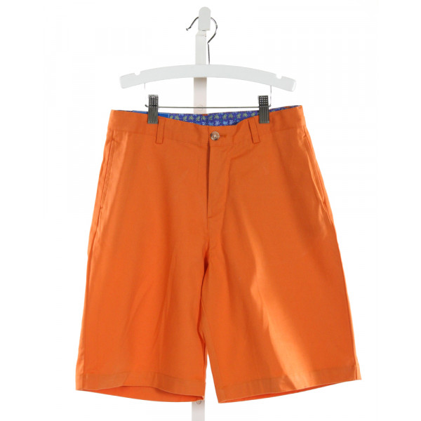 J. BAILEY  ORANGE    SHORTS