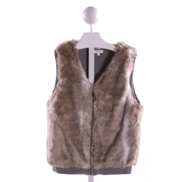 SPLENDID  BROWN    VEST