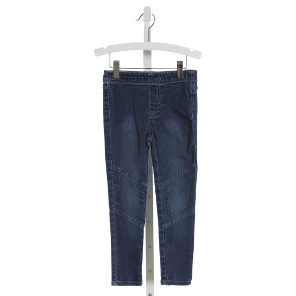 TUCKER & TATE  BLUE DENIM   PANTS