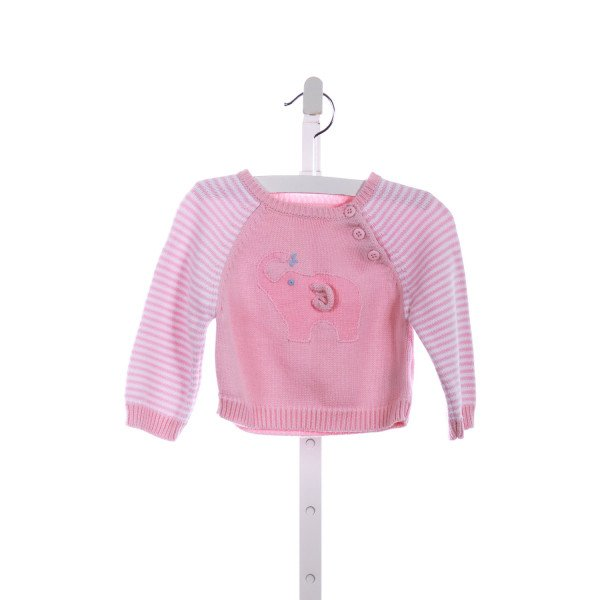ZUBELS   PINK    SWEATER