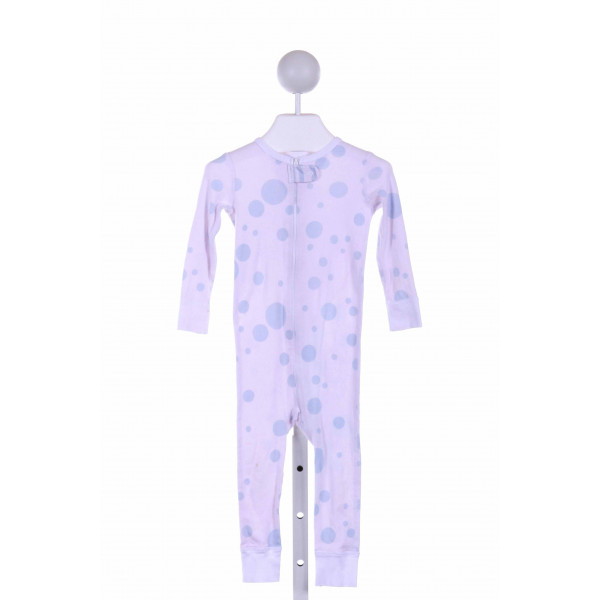 LITTLE GIRAFFE  WHITE  POLKA DOT  LAYETTE
