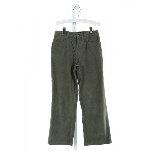 VINEYARD VINES  GREEN CORDUROY   PANTS
