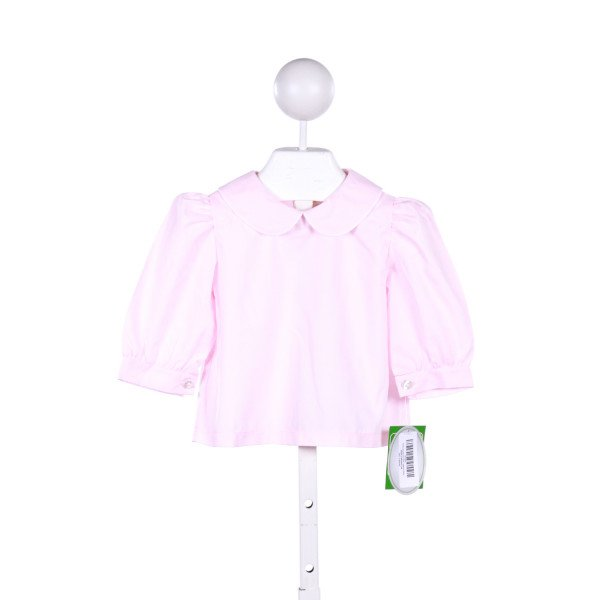 ROSALINA  PINK    CLOTH SS SHIRT