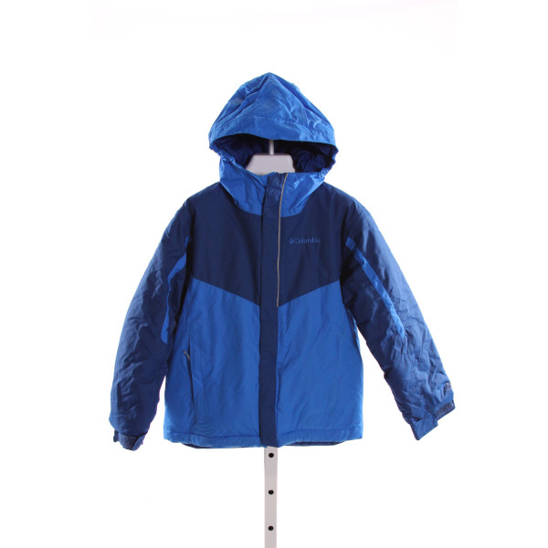 COLUMBIA  BLUE    OUTERWEAR