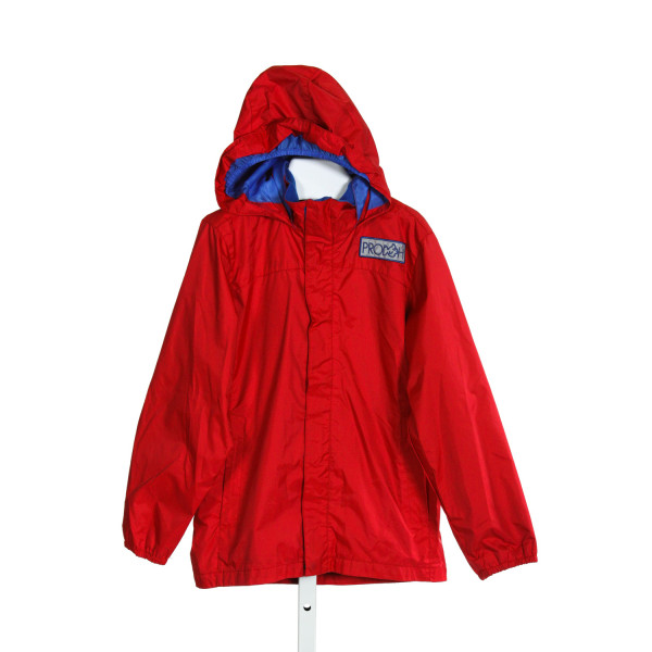 PRODOH  RED    OUTERWEAR