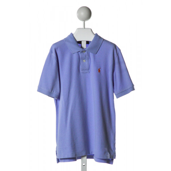 POLO BY RALPH LAUREN  LT BLUE    CLOTH SS SHIRT