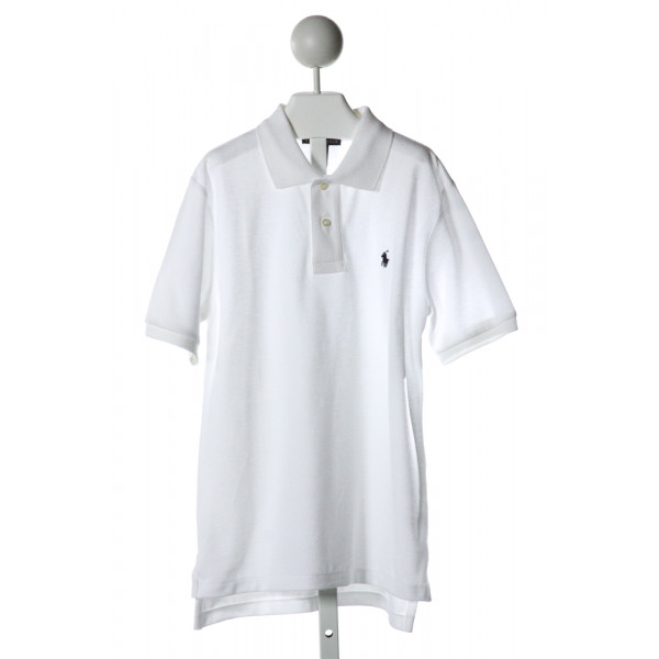 POLO BY RALPH LAUREN  OFF-WHITE    CLOTH SS SHIRT