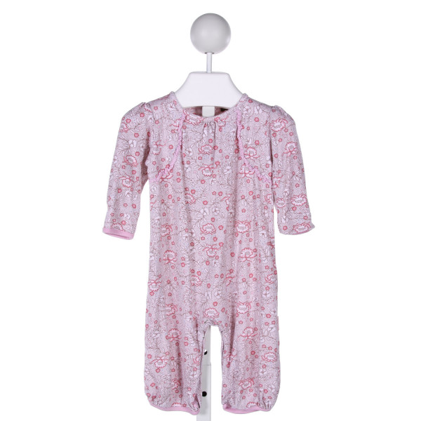 RABBIT MOON  MULTI-COLOR  FLORAL  LAYETTE