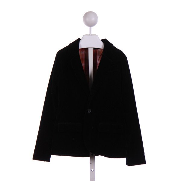 7 FOR ALL MANKIND  BLACK VELVET   BLAZER
