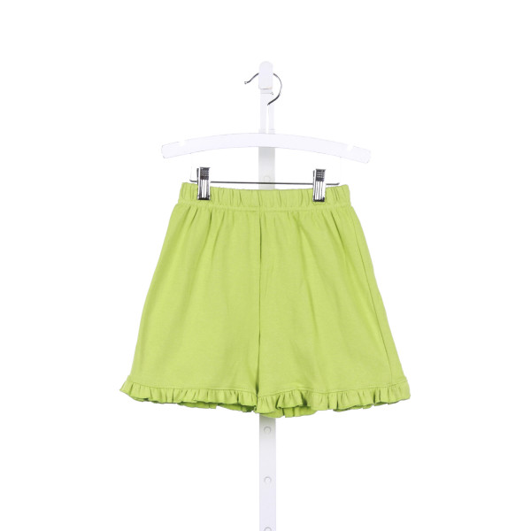 LUIGI  GREEN KNIT   SHORTS