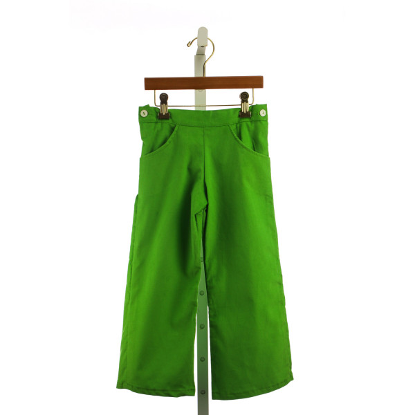 LITTLE LAUNDRY ANNE PANTS IN GREEN CORD