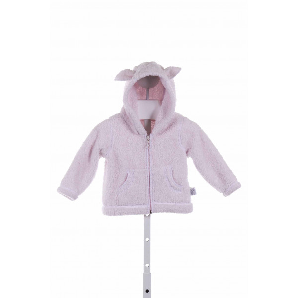 LITTLE GIRAFFE  LT PINK    WINTER COAT