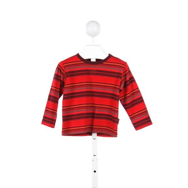 RABBIT MOON RED STRIPED TOP