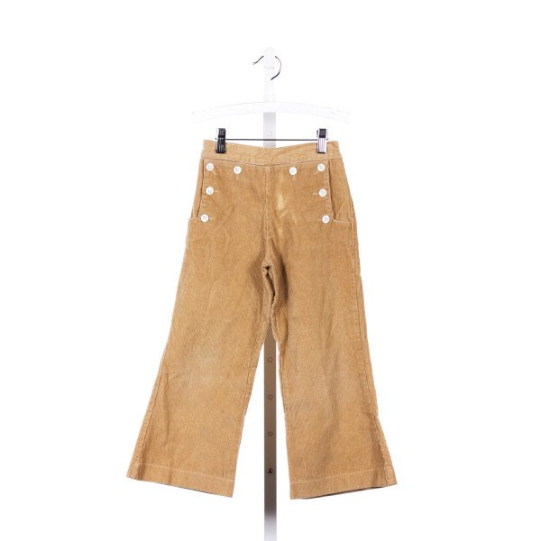 LITTLE FOLLIES  KHAKI CORDUROY   PANTS