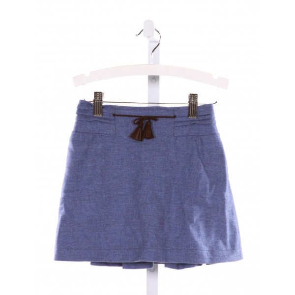 M. FERRARI  BLUE    SKIRT