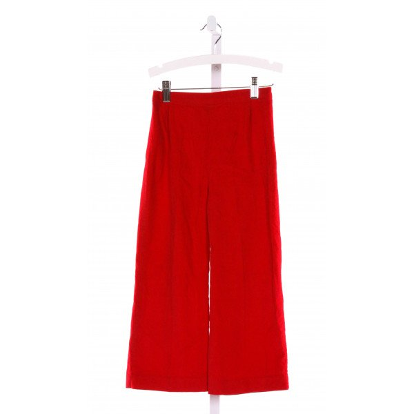 LULLABY SET  RED CORDUROY   PANTS