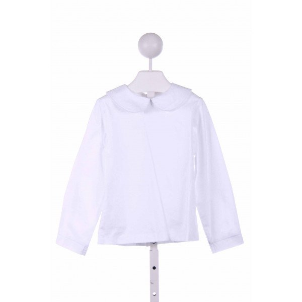 KATE & LIBBY  WHITE    CLOTH LS SHIRT